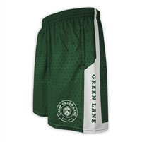 GREEN LANE SUBLIMATED BASKETBALL SHORTS
