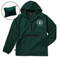GREEN LANE PACK-N-GO PULLOVER JACKET