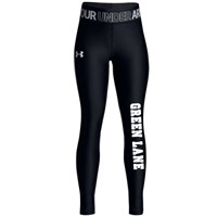 GREEN LANE GIRLS UNDER ARMOUR HEAT GEAR LEGGING
