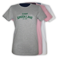 GREEN LANE GIRLS FITTED TEE