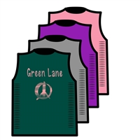 GREEN LANE CUT OUT SIDE TEE BY ALI & JOE