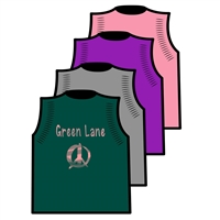 GREEN LANE LADDER SNIP TEE BY ALI & JOE