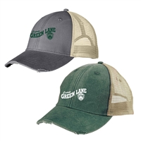 GREEN LANE OLLIE DISTRESSED HAT
