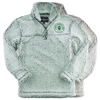 GREEN LANE SHERPA 1/4 ZIP PULLOVER
