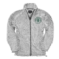 GREEN LANE SHERPA FULL ZIP JACKET