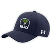 GOLDMAN UNION UNDER ARMOUR CURVED BRIM STRETCH FITTED CAP