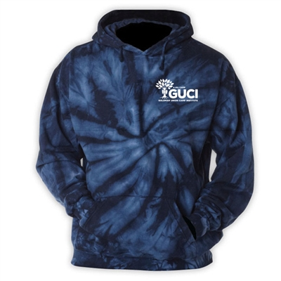 GOLDMAN UNION NAVY TIE DYE SWEATSHIRT