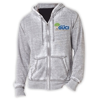 GOLDMAN UNION UNISEX BURNOUT HOODY
