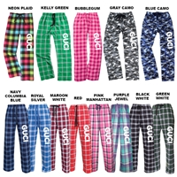 GOLDMAN UNION FLANNEL PANTS
