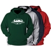 GREENWOOD TRAILS OFFICIAL HOODED SWEATSHIRT