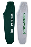 GREENWOOD TRAILS ELASTIC BOTTOM SWEATPANTS