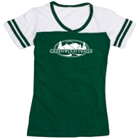 GREENWOOD POWDER PUFF T-SHIRT