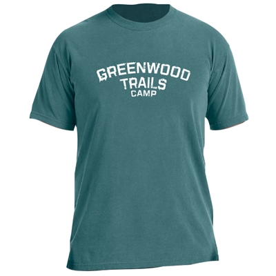 GREENWOOD TRAILS VINTAGE TEE