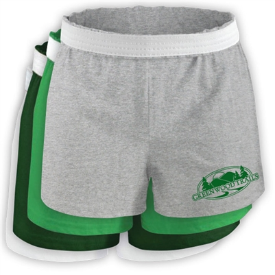 GREENWOOD TRAILS LADIES COTTON SHORTS