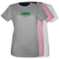 GREENWOOD TRAILS GIRLS FITTED TEE