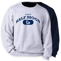 HALF MOON OFFICIAL CREW SWEATSHIRT