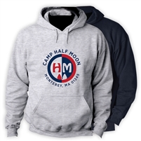 HALF MOON OFFICIAL HOODED SWEATSHIRT