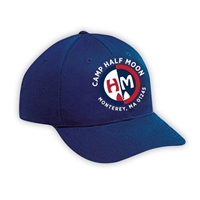 HALF MOON CAMP CAP