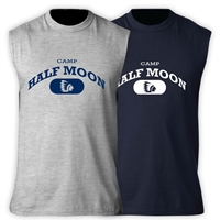 HALF MOON SLEEVLESS TEE