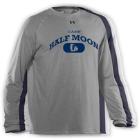 HALF MOON UNDER ARMOUR LONGSLEEVE TEE
