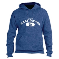 HALF MOON VINTAGE HOODED SWEATSHIRT