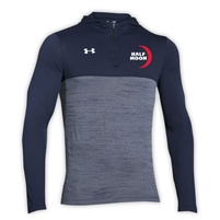 HALF MOON UNDER ARMOUR TECH 1/4 ZIP HOODY
