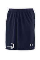 HALF MOON UNDER ARMOUR BASKETBALL SHORTS