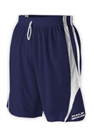 HALF MOON OFFICIAL REV BASKETBALL SHORTS