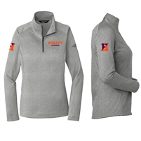 HOBART LAX THE NORTH FACE WOMENS TECH 1/4-ZIP FLEECE