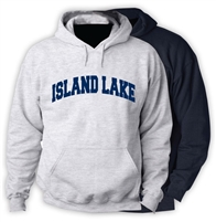ISLAND LAKE OFFICIAL HOODED SWEATSHIRT