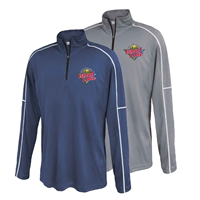 ISLAND LAKE CONQUEST 1/4 ZIP