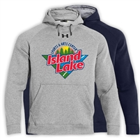 ISLAND LAKE UNDER ARMOUR HOODY