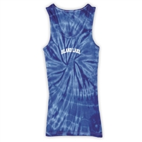 ISLAND LAKE TIE DYE TANK TOP