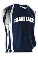 ISLAND LAKE OFFICIAL REV BASKETBALL JERSEY