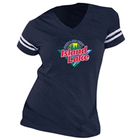 ISLAND LAKE LADIES GAME DAY TEE