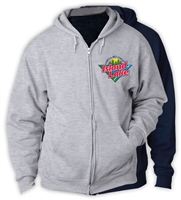 ISLAND LAKE ZIP HOODED SWEATSHIRT
