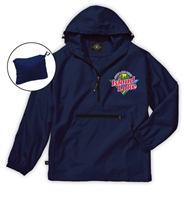 ISLAND LAKE PACK-N-GO PULLOVER JACKET