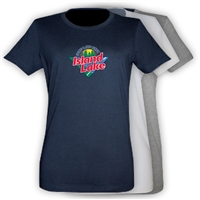 ISLAND LAKE GIRLS FITTED TEE