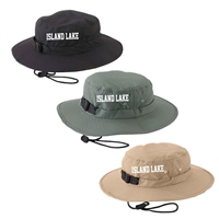 ISLAND LAKE GUIDE BUCKET CAP