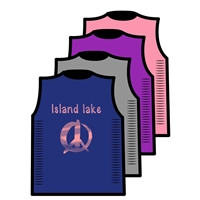 ISLAND LAKE CUT OUT SIDE TEE BY ALI & JOE