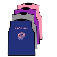 ISLAND LAKE MUSCLE TEE BY ALI & JOE