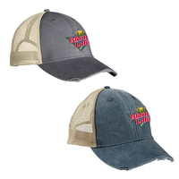ISLAND LAKE OLLIE DISTRESSED HAT