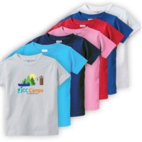 JCC CAMPS <u><b>At Medford</b></u> OFFICIAL INFANT CAMP COTTON TEE