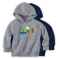 JCC CAMPS <u><b>At Medford</b></u> OFFICIAL TODDLER HOODED SWEATSHIRT