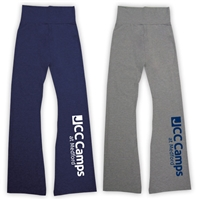 JCC CAMPS <u><b>At Medford</b></u> AMERICAN APPAREL COTTON SPANDEX JERSEY YOGA PANT