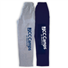 JCC CAMPS <u><b>At Medford</b></u> OPEN BOTTOM SWEATPANTS WITH POCKETS