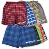 JCC CAMPS <u><b>At Medford</b></u> FLANNEL BOXERS