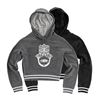 JCC CAMPS CUSTOM LADIES STADIUM CROPPED HOODIE