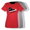 JCC CAMPS <u><b>At Medford</b></u> SNEAKER GIRLS FITTED TEE