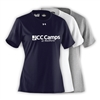 JCC CAMPS <u><b>At Medford</b></u> LADIES UNDER ARMOUR TEE